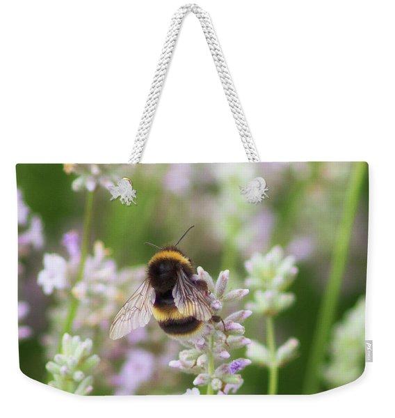 The Great British Bee Weekender Tote Bag