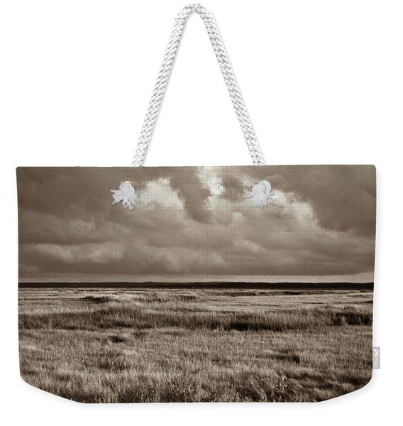 The Great Marsh Weekender Tote Bag