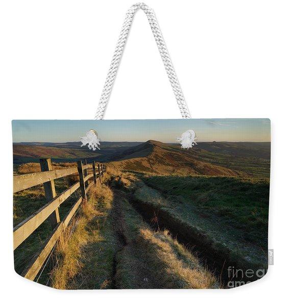 The Great Ridge Weekender Tote Bag