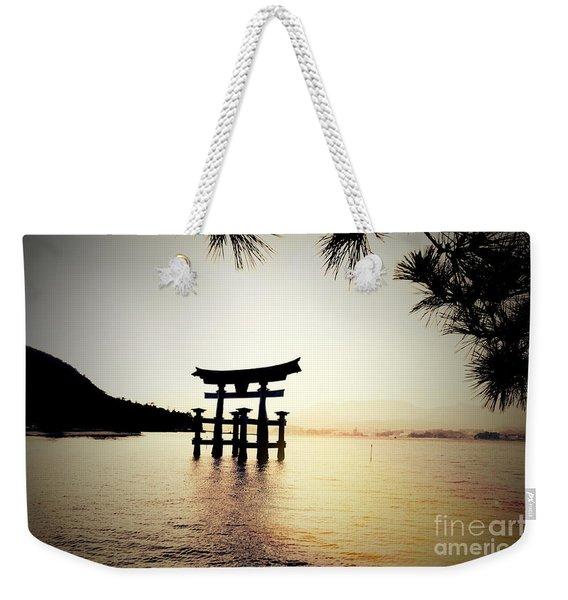 The Great Torii  Weekender Tote Bag