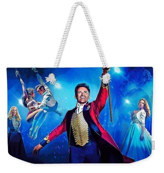 The Greatest Showman Barnum Weekender Tote Bag
