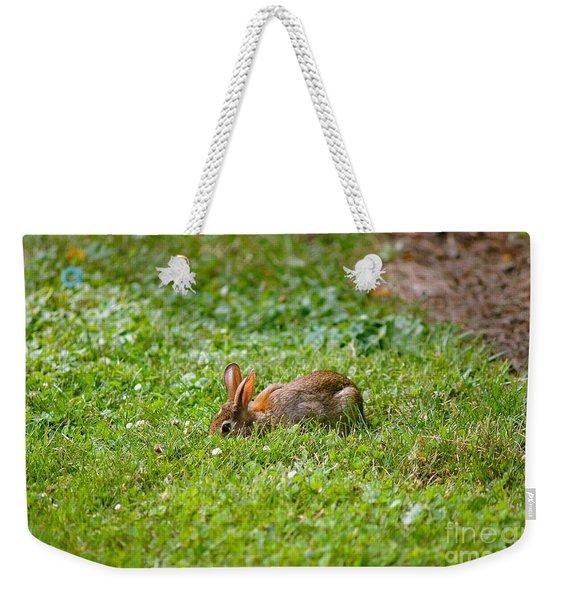 The Greener Grass Weekender Tote Bag