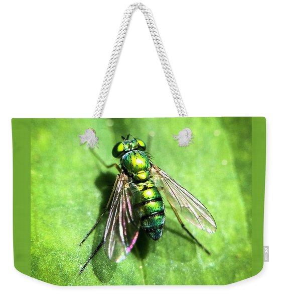 The Greenest Weekender Tote Bag