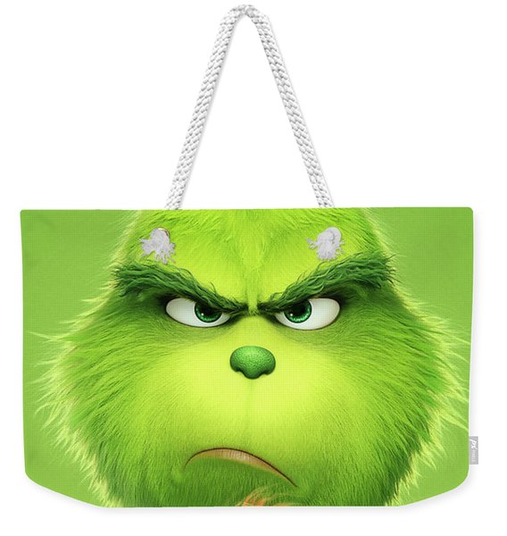 The Grinch 2018 A Weekender Tote Bag