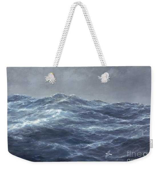 The Gull's Way Weekender Tote Bag
