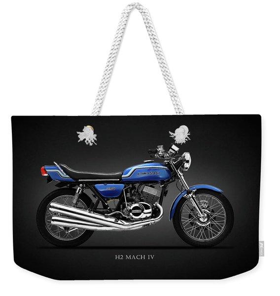 The H2 Mach Iv Weekender Tote Bag