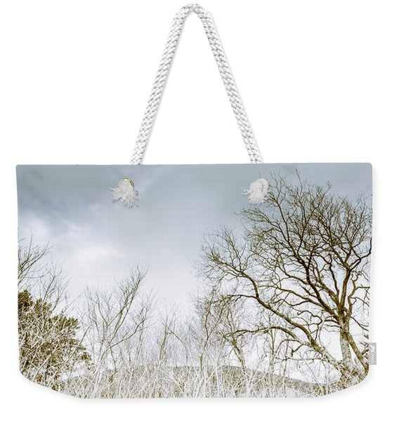 The Haunting Cold Weekender Tote Bag