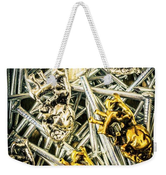 The Heart Repair Factory Weekender Tote Bag