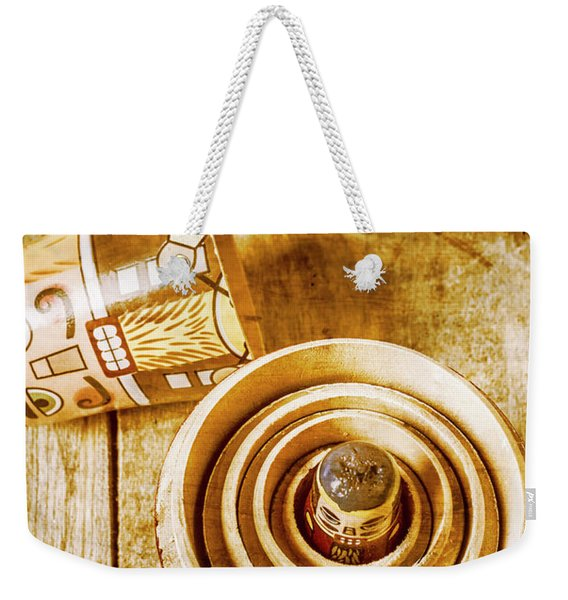 The Hidden Hand At Play Weekender Tote Bag