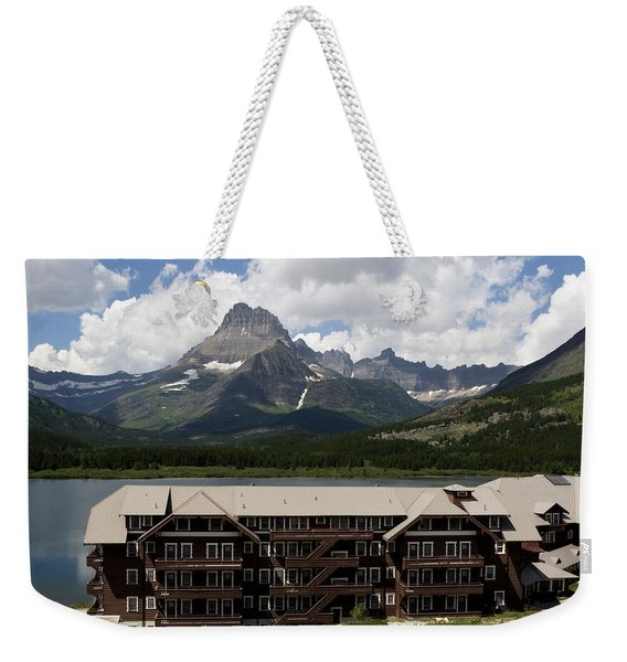 Weekender Tote Bag featuring the photograph The Hills Are Alive by Lorraine Devon Wilke