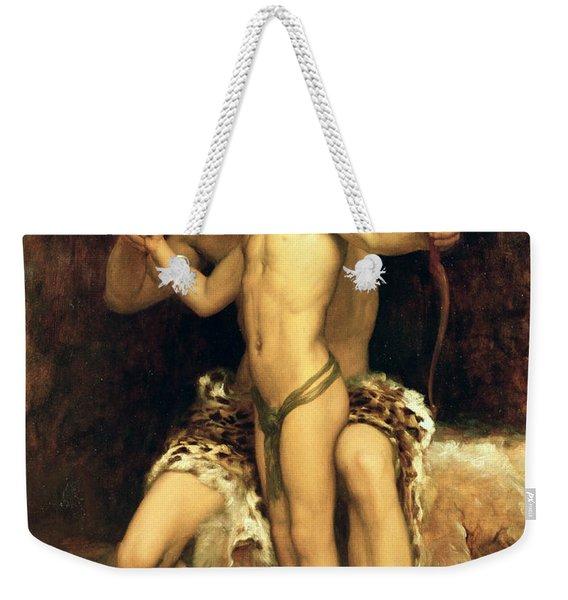 The Hit Weekender Tote Bag