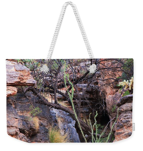 The Hole - Mount Lemmon Weekender Tote Bag