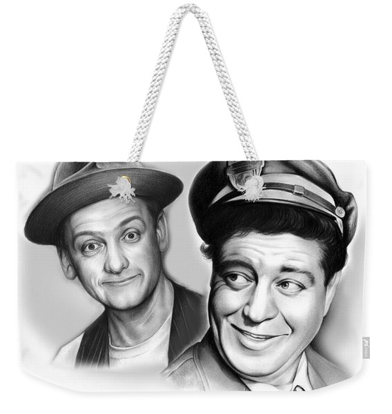 The Honeymooners Weekender Tote Bag