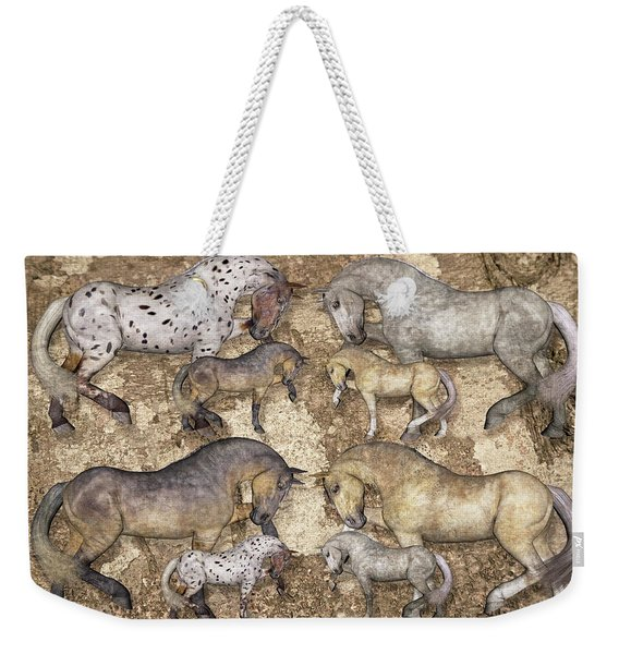 The Horse Collection Weekender Tote Bag