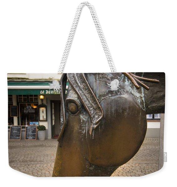 The Horses Head Weekender Tote Bag