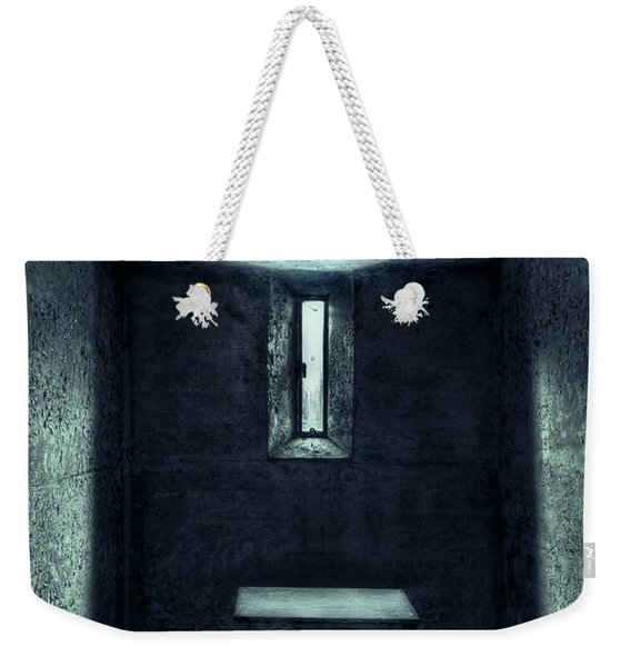 The House Of A Locked Mind Weekender Tote Bag