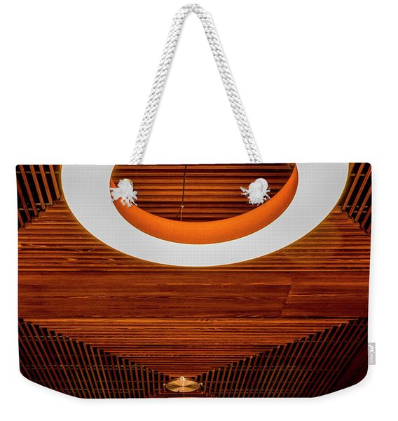 The House Of O Weekender Tote Bag