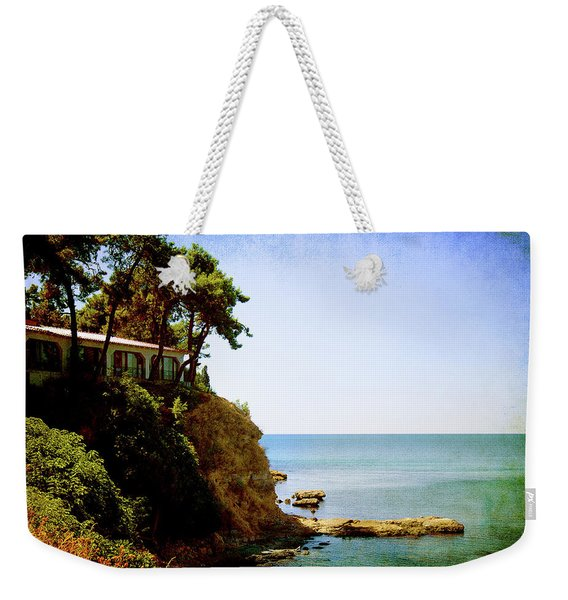 the House on the Rocks Weekender Tote Bag