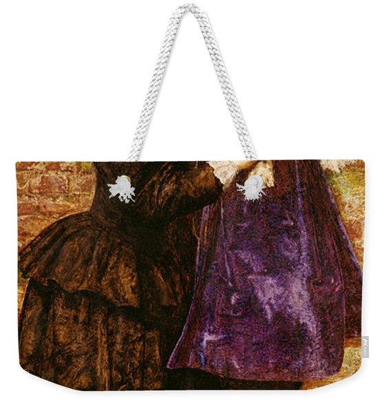 The Huguenot, 1852 Weekender Tote Bag