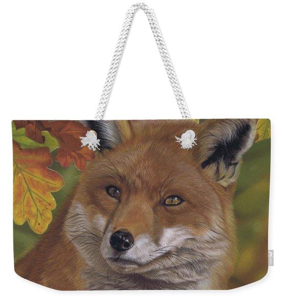 The Hunt For Red October Weekender Tote Bag