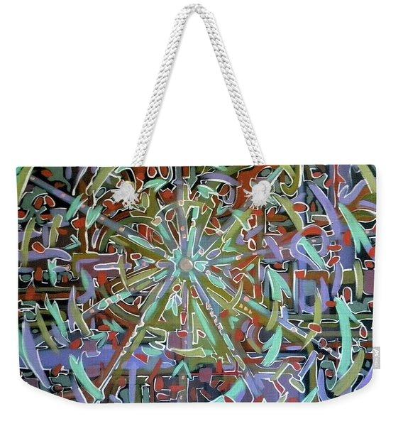 The Idea Weekender Tote Bag