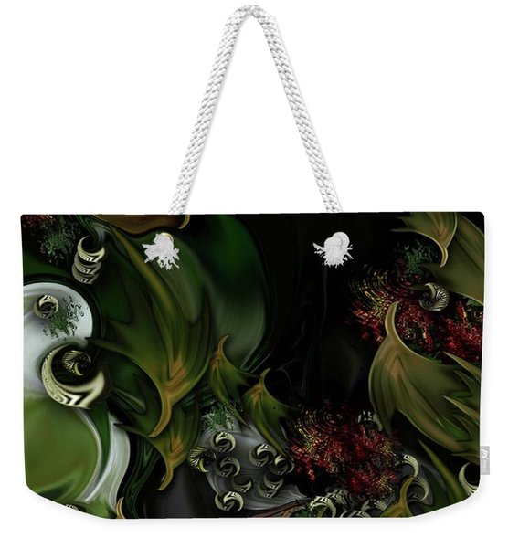 The Idea Of Life Weekender Tote Bag