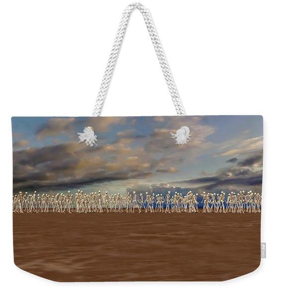 The Illusionist 2 Weekender Tote Bag