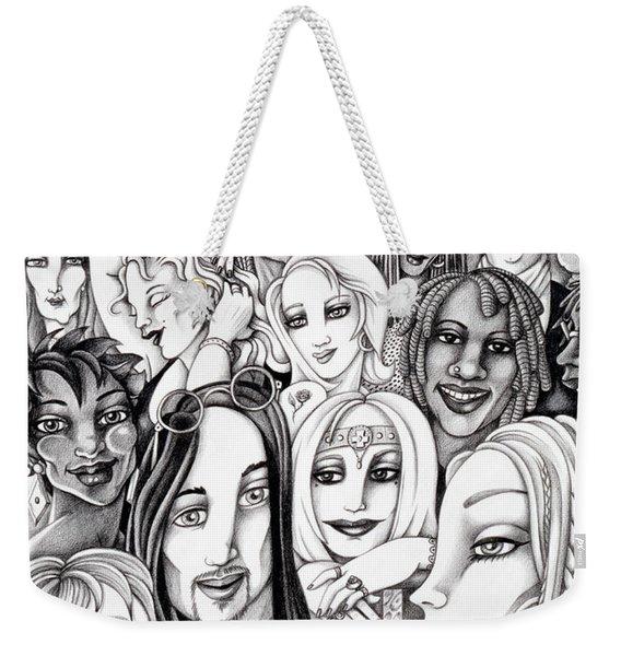 The In Crowd Weekender Tote Bag