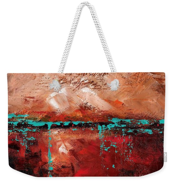 The Indian Bowl Weekender Tote Bag