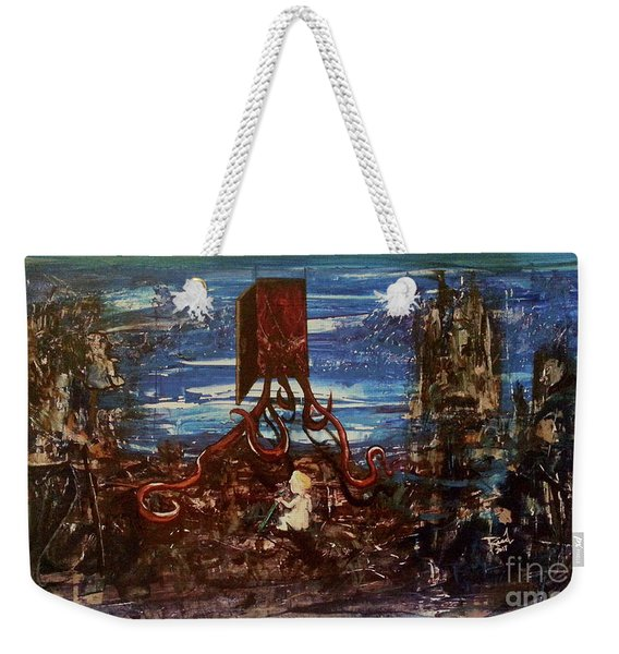 The Inhuman Condition Weekender Tote Bag