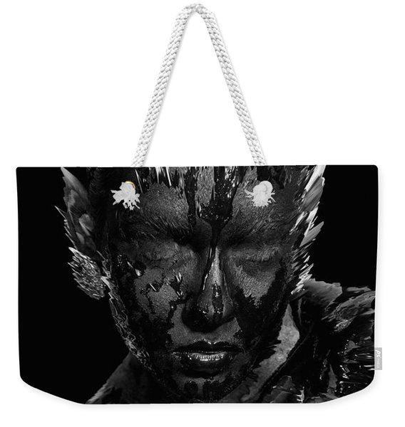 The Inner Demons Coming Out Weekender Tote Bag