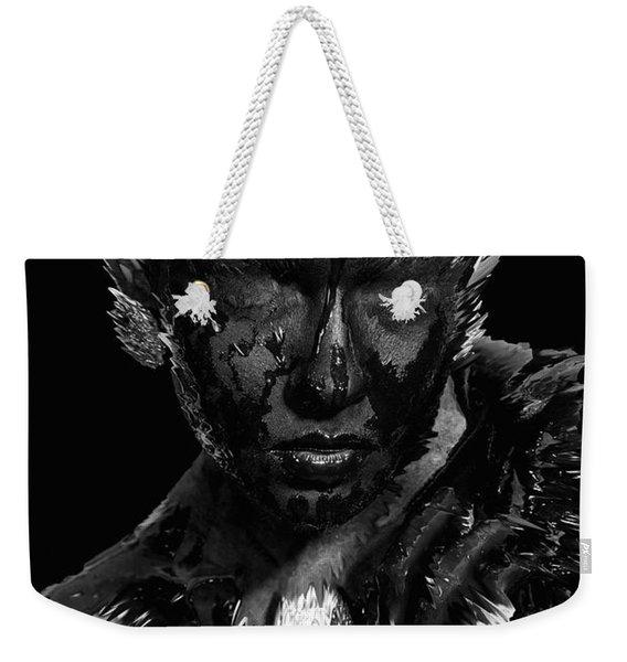 The Inner Demons Coming Out Weekender Tote Bag