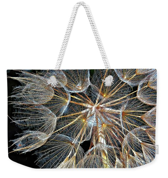 The Inner Weed Weekender Tote Bag