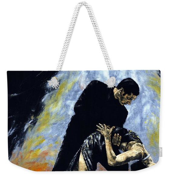 The Intoxication Of Tango Weekender Tote Bag