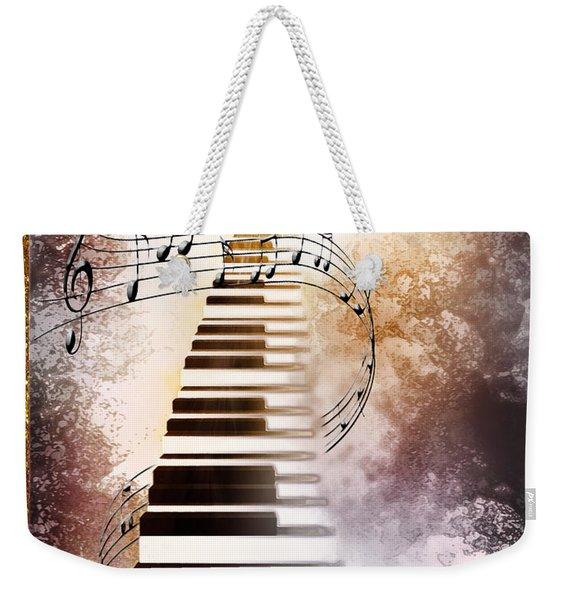 The Invitation- Worship Weekender Tote Bag