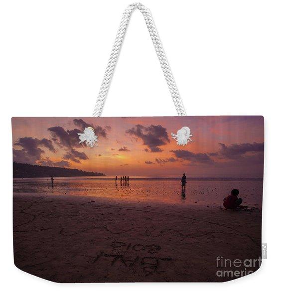 The Island Of God #15 Weekender Tote Bag