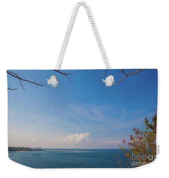 The Island Of God #5 Weekender Tote Bag