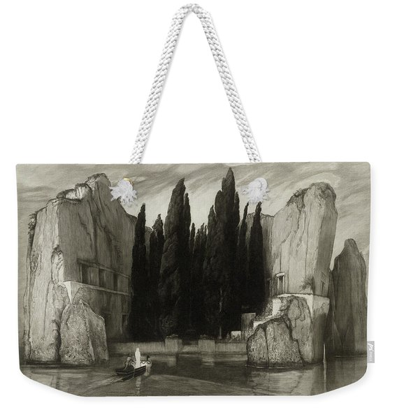 The Isle Of The Dead Weekender Tote Bag