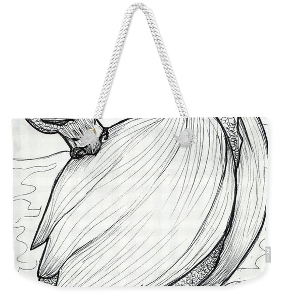 The Itch Weekender Tote Bag
