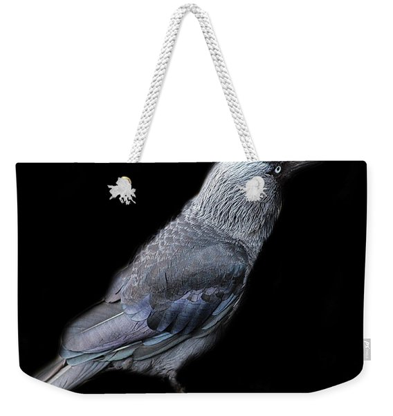 The Jackdaw Weekender Tote Bag
