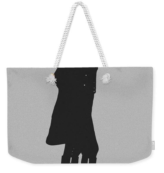 The Jefferson Weekender Tote Bag