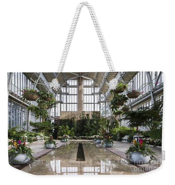 The Jewel Box Weekender Tote Bag
