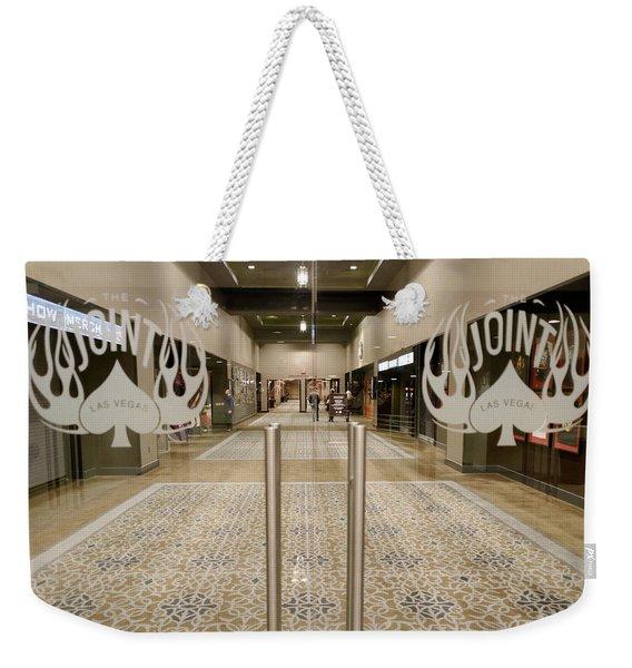 The Joint Weekender Tote Bag