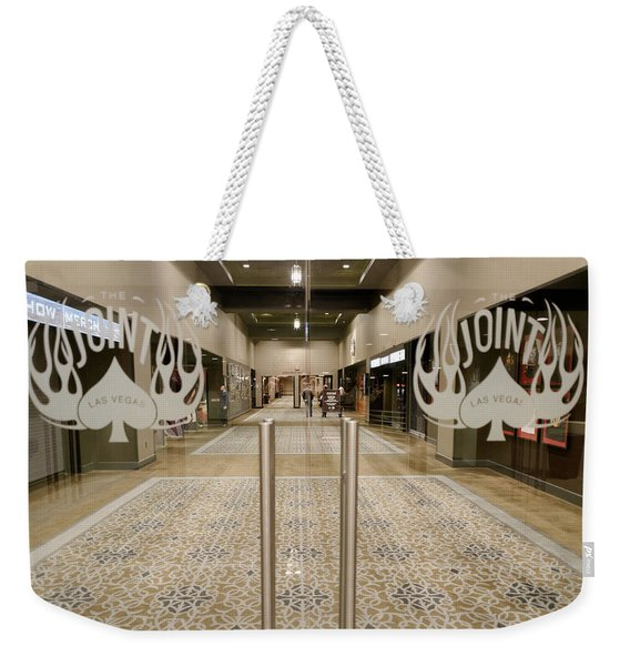 The Joint Weekender Tote Bag