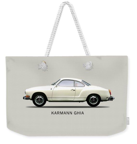 The Karmann Ghia Weekender Tote Bag