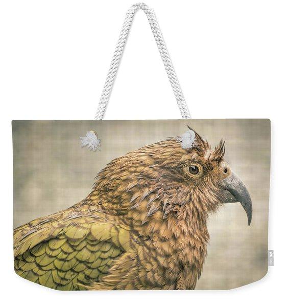 The Kea Weekender Tote Bag