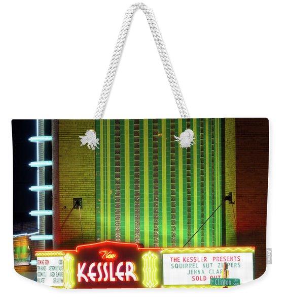 The Kessler V2 091516 Weekender Tote Bag
