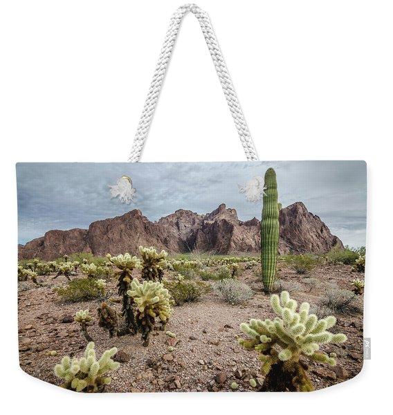 The King Of Arizona National Wildlife Refuge Weekender Tote Bag