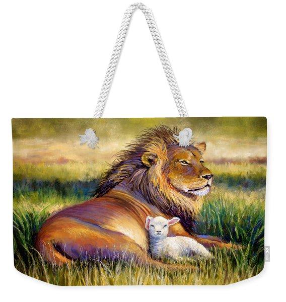 The Kingdom Of Heaven Weekender Tote Bag