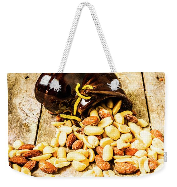 The Kitchen Boot Weekender Tote Bag